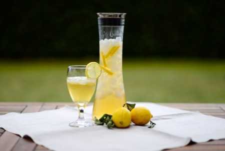Rezept Grüner Eistee mit Zitronengras