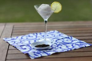 Rezept für hausgemachte Tee-Eiscreme
