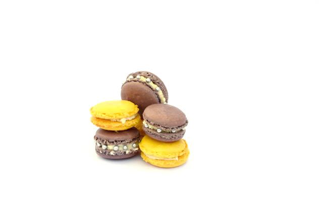 Rezept für Macarons