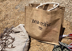 Naha Tea Tote Bag